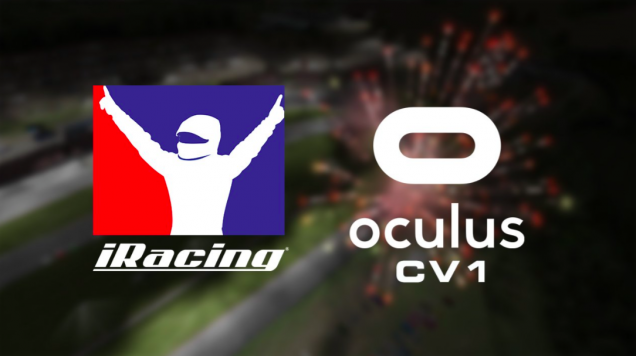 iRacing 2016 Season 3 Build To Support Oculus CV1 - Inside