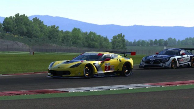 assetto corsa ps4 e3 car