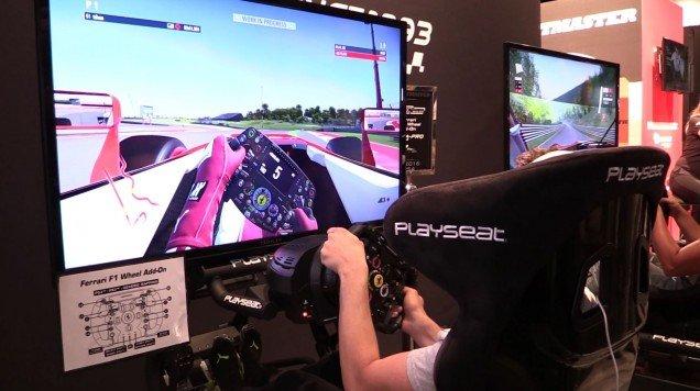 f1 2016 at E3