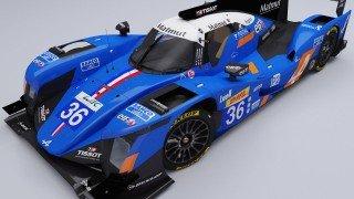 Enduracers Alpine Racing  LMP2