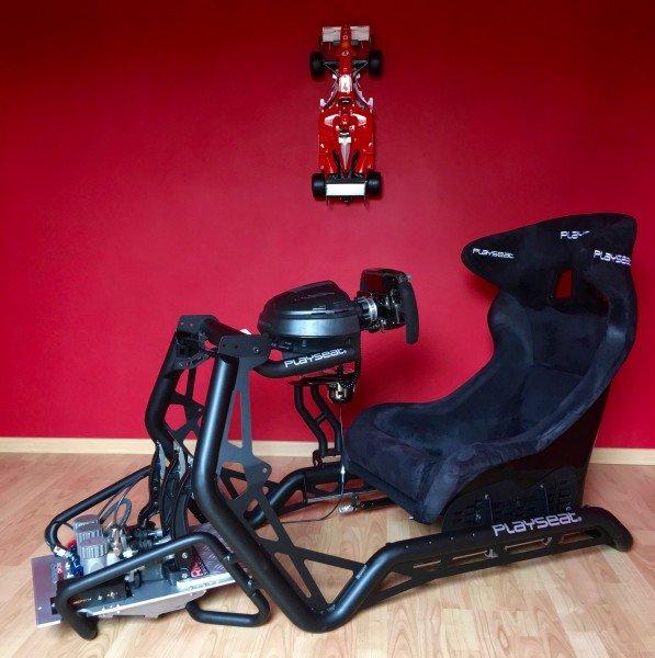 Ricmotech GTPro3 Xtreme Tilton Real Gear Pedal Set
