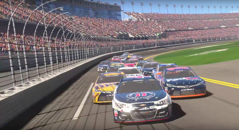 NASCAR Heat 2 Will Release in September - Inside Sim Racing