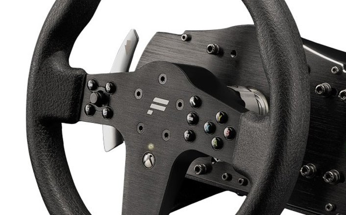 Fanatec CSW V2 steering wheel