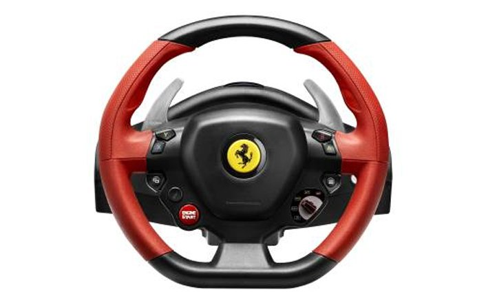 Thrustmaster 458 Spider review