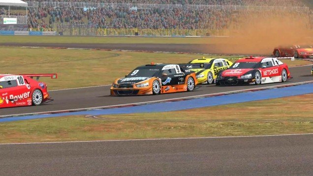 Automobilista Test Drive - Stock Car V8 Championship Round 1 at Goiania