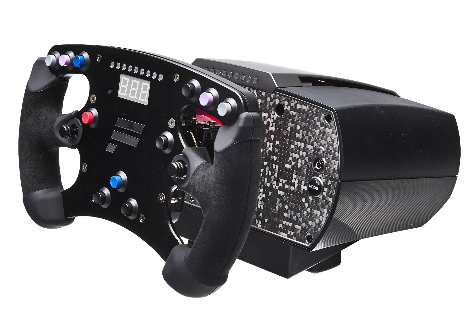 Fanatec Launch New Csl Elite Wheel Amp Pedal Line Inside