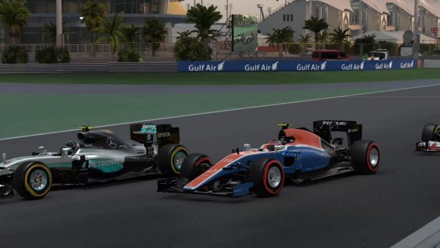 f1 2016 round 2 bahrain career mode test drive