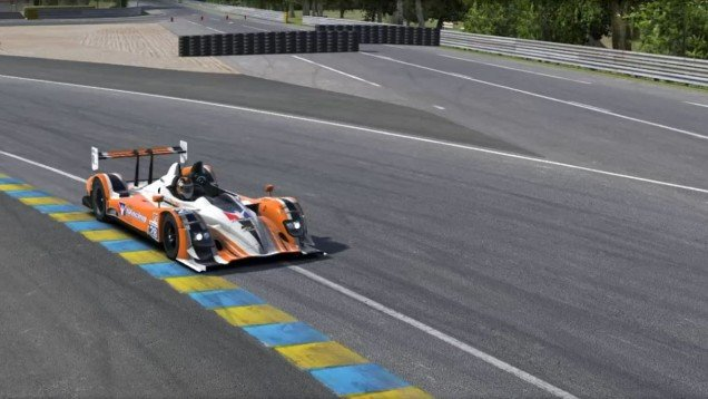 iracing 24 Hours of Le Mans HDP Setup Testing 1