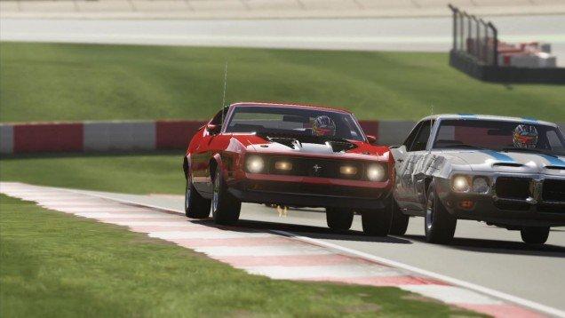 Forza Motorsport 6 Apex Spotlight Series Audi R18 Mustang Mach 1