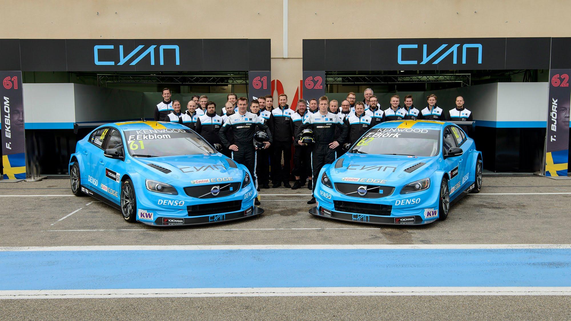 Used Volvo S60 >> WTCC Volvo S60 Polestar TC1 Is Headed For RaceRoom
