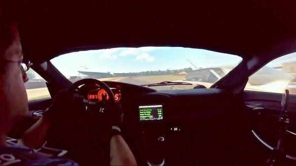 Wil Tosado's Porsche 996 Simulator