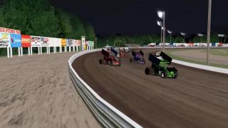 dirtworks rfactor sprint car