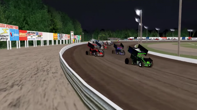 dirtworks rfactor sprint car