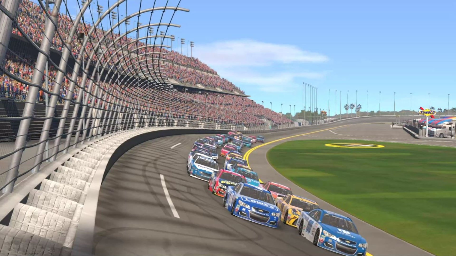 nascar heat evolution daytona 500
