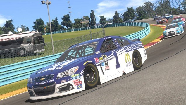 How To Get To Car Setup In Nascar Heat Evolution