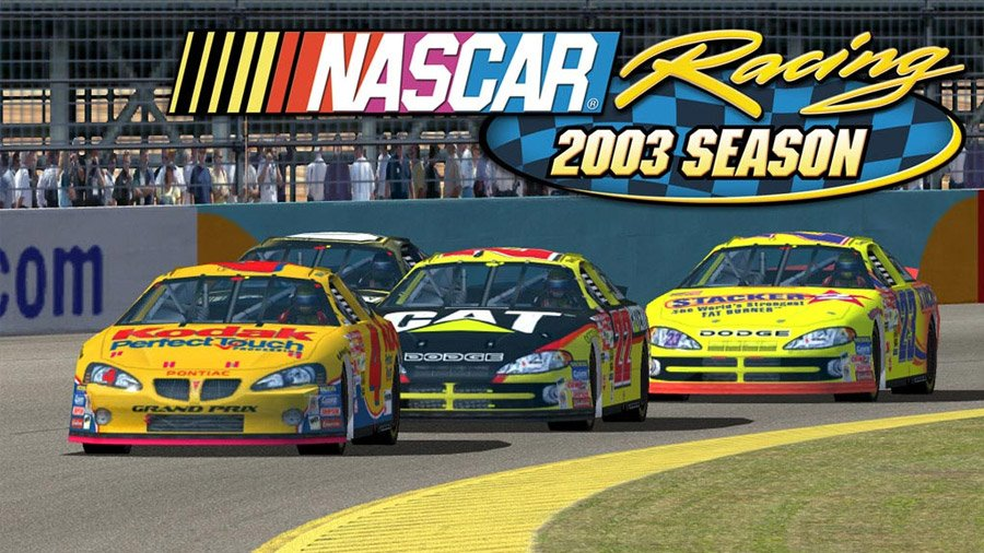 NASCAR Racing 2003 Season review