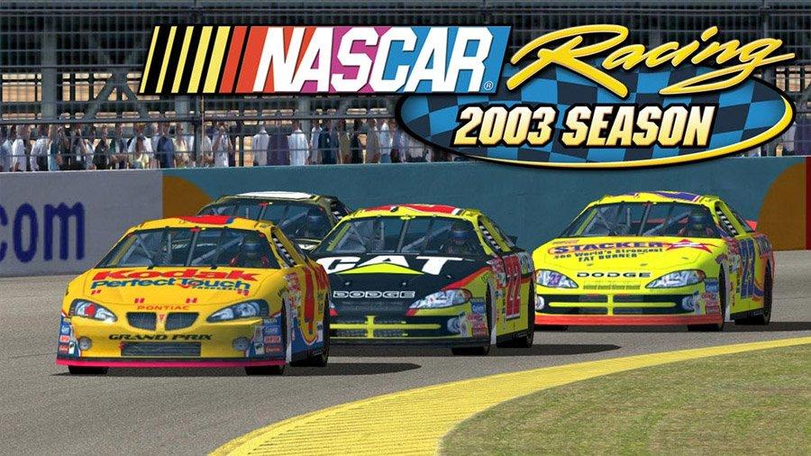 NASCAR Racing 2003 Season review