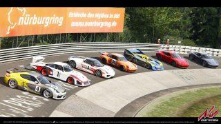 Porsche DLC Pack Volume 1