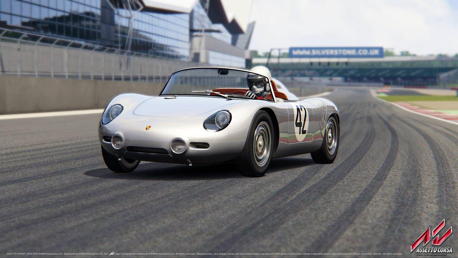 Assetto Corsa New Volume 2 Porsche Dlc Pack Images