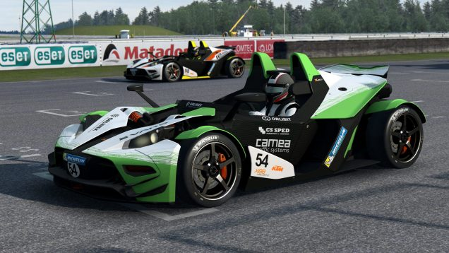 RaceRoom Racing Experience X-Bow
