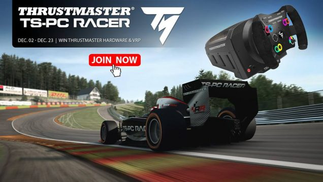RaceRoom Thrustmaster Competition