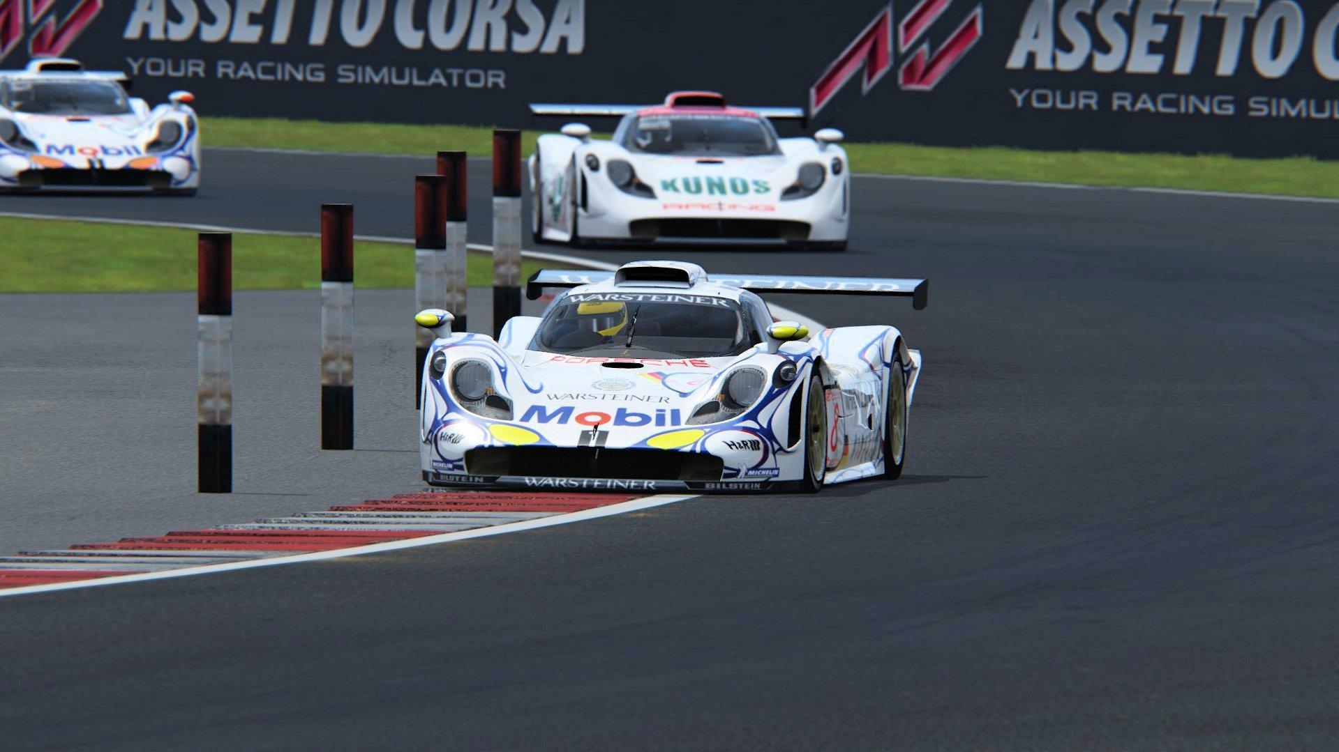 assetto corsa porsche 911 gt1