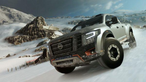 Forza Horizon 3 New Blizzard Mountain Gallery Released