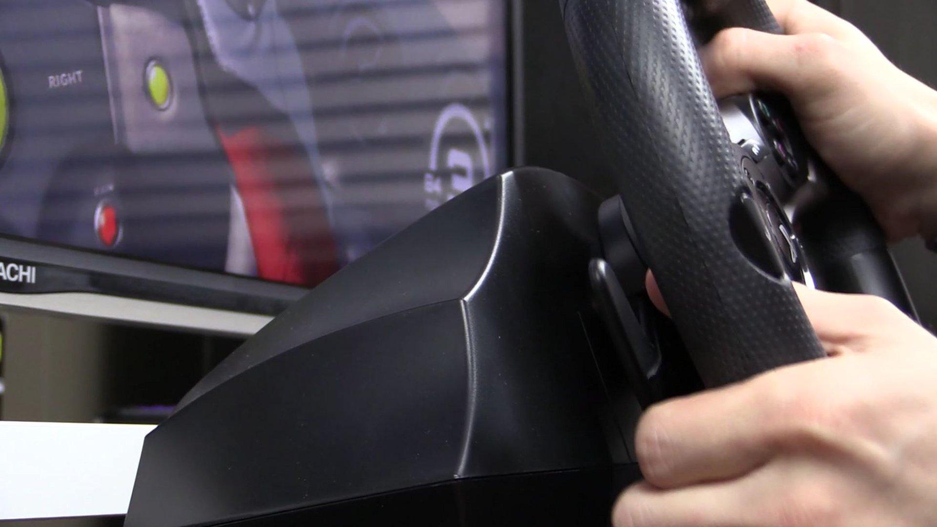 HORI Racing Wheel Apex Review - Is a $99 Wheel a Good Idea? - Inside