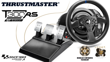 Thrustmaster T300 GT Side