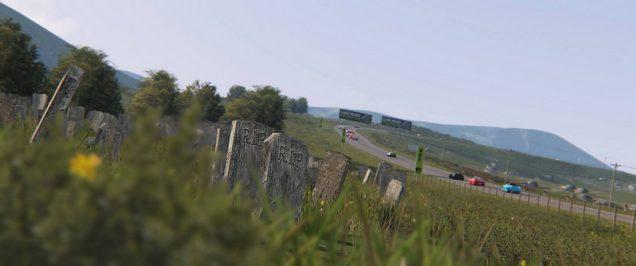 Scottish Mystery Circuit AC