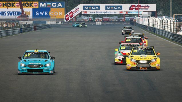 RaceRoom Mantorp 1