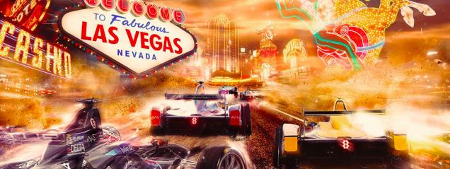 Vegas Visa eRace