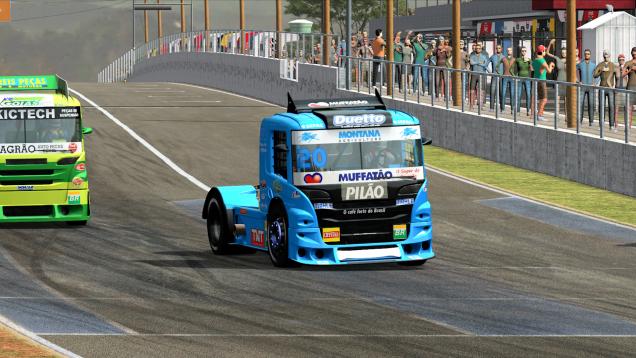 automobilista formula truck test drive isrtv