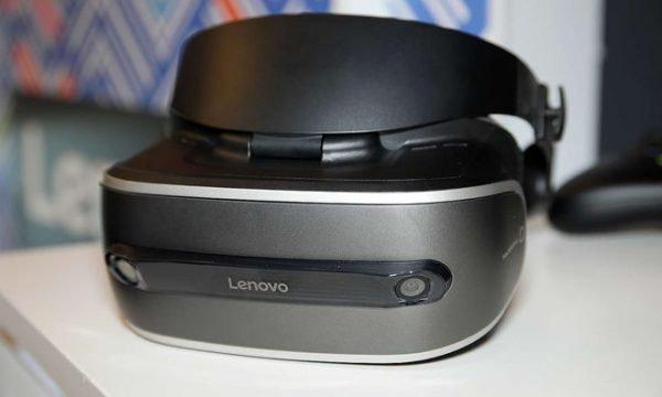Microsoft VR Lenovo