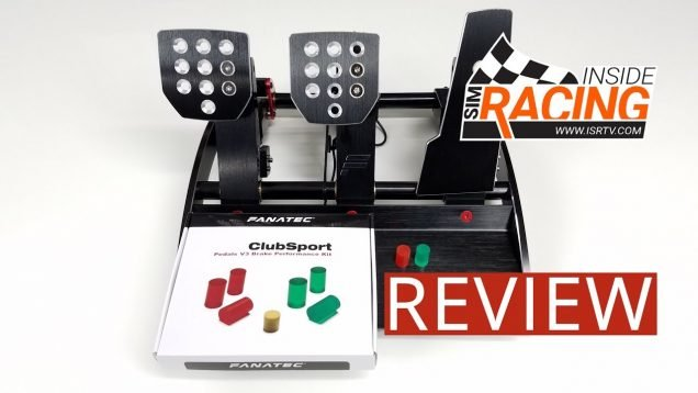 fanatec clubsport v3 brake performance kit