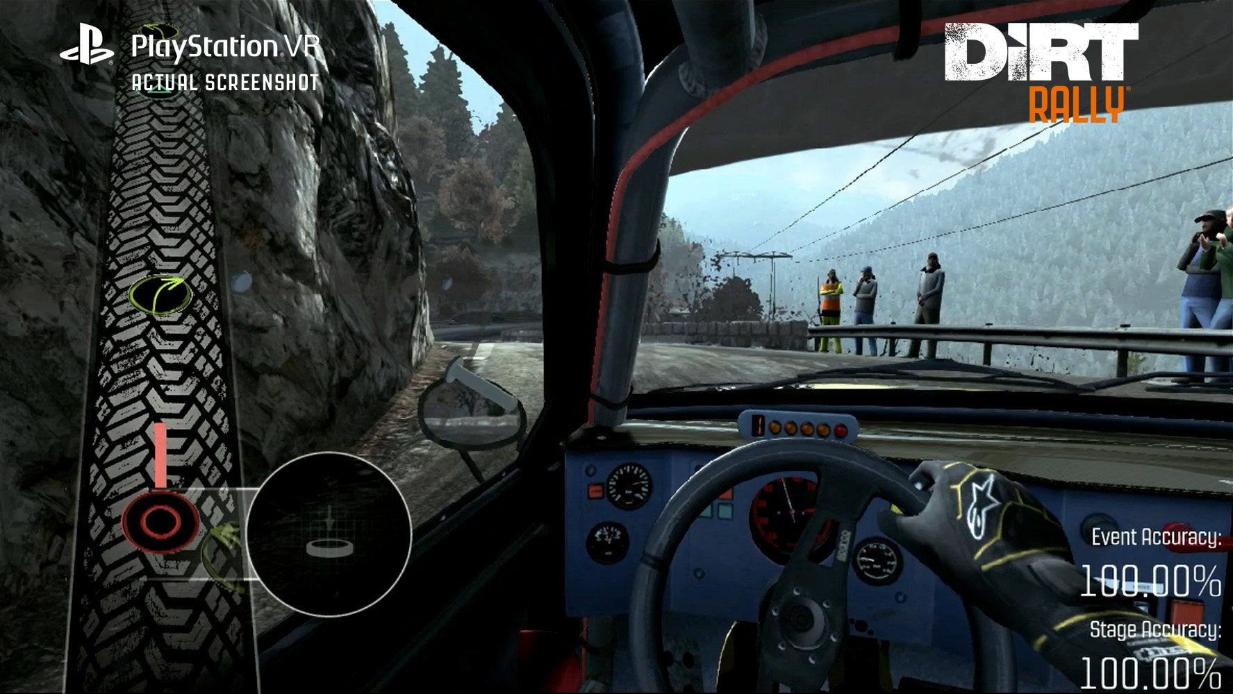 dirt rally now available with psvr support inside sim racing. Black Bedroom Furniture Sets. Home Design Ideas
