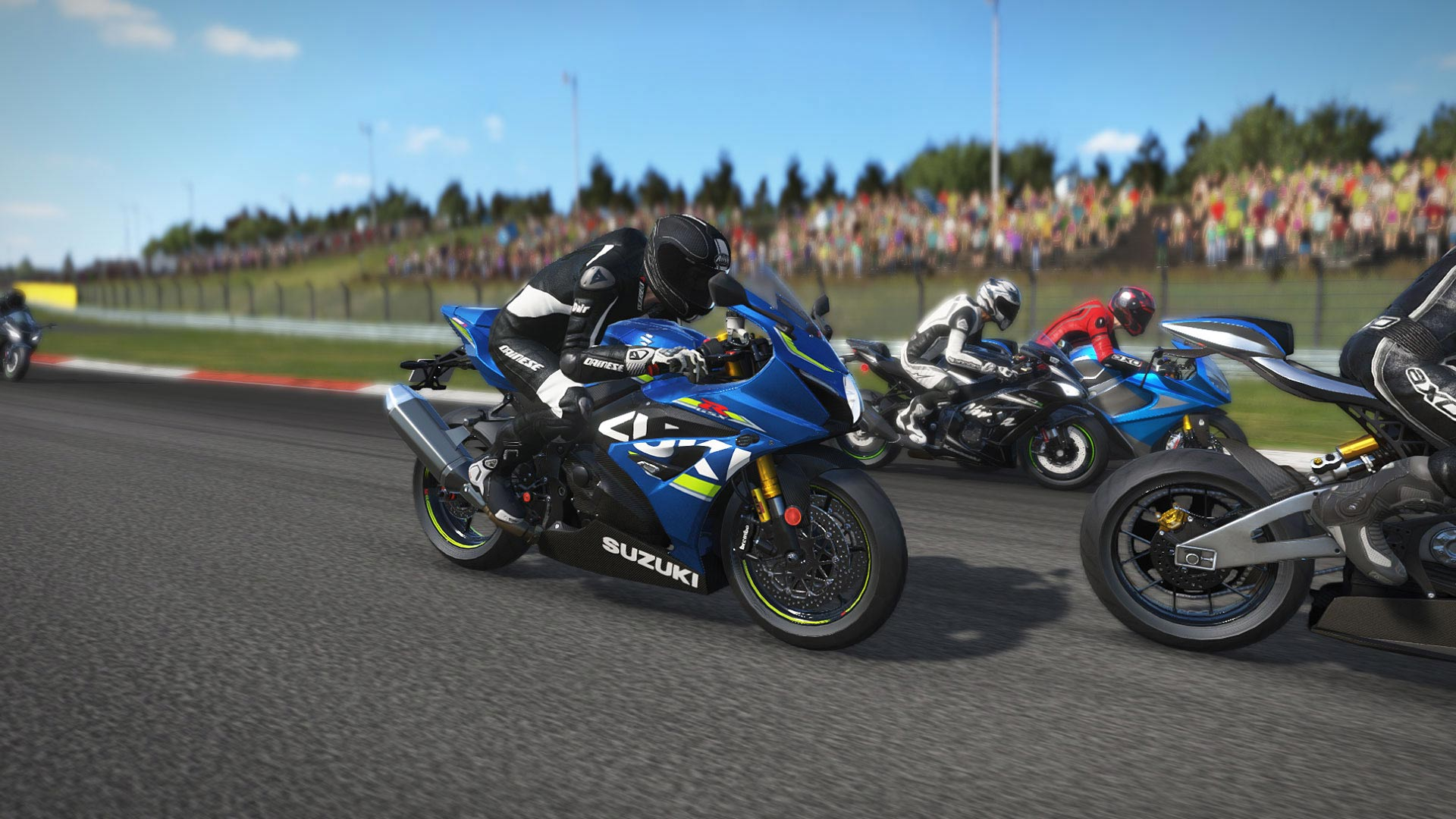 Ride 2 Surprise Dlc Available Inside Sim Racing