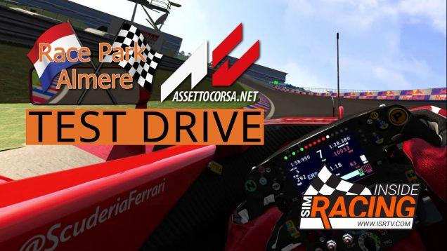 New Formula 1 Dutch Grand Prix Circuit Test Drive in Assetto Corsa