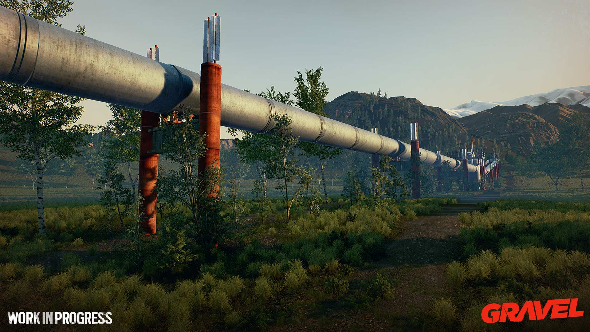 Gravel wip pipeline