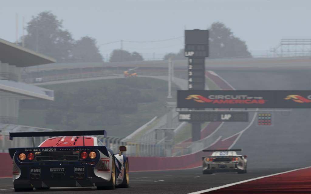 Project CARS 2 COTA McLaren F1 GTR