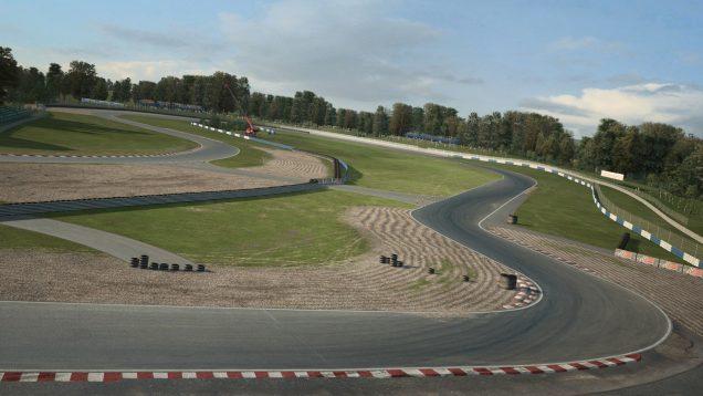 RaceRoom Mantorp Park ess overview
