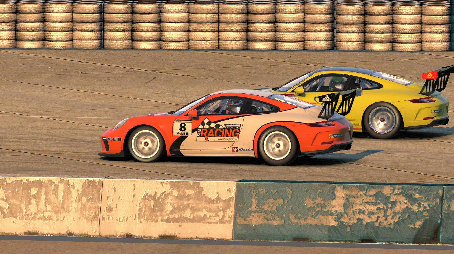 Iracing Porsche Cup Week 1 Season 2 2017 Test Drive At Sebring Inside Sim Racing