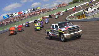 iRacing Pace Truck