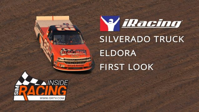iracing dirt first look
