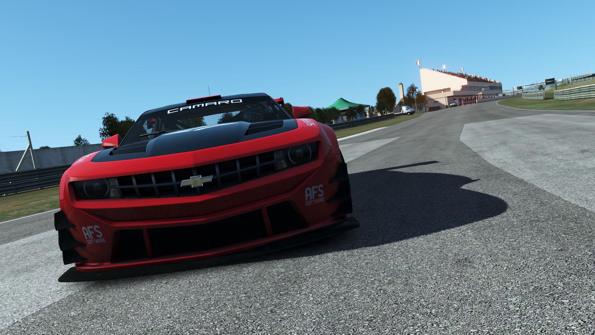 rFactor 2 Camaro GT3 Mores