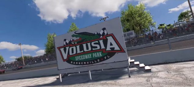 volusia speedway iracing