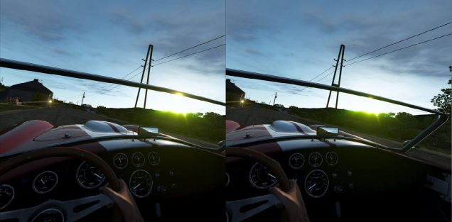 rFactor 2 AC Cobra VR screenshot