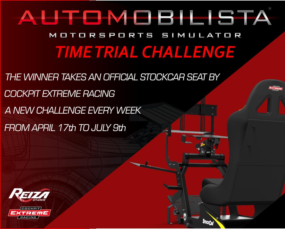 Automobilista Time Trial Challenge