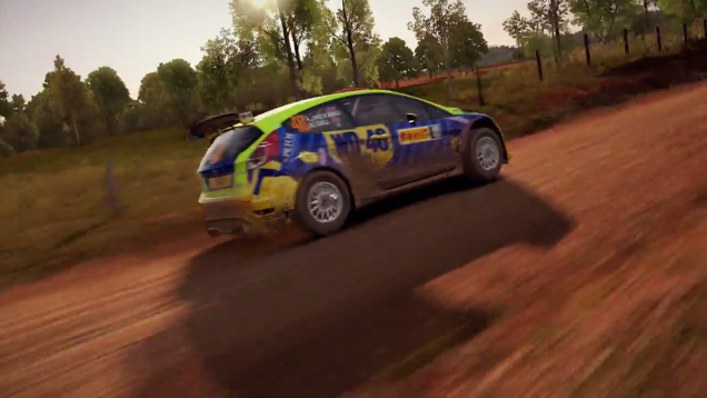 DiRT 4 Ford Fiesta WD40 screenshot