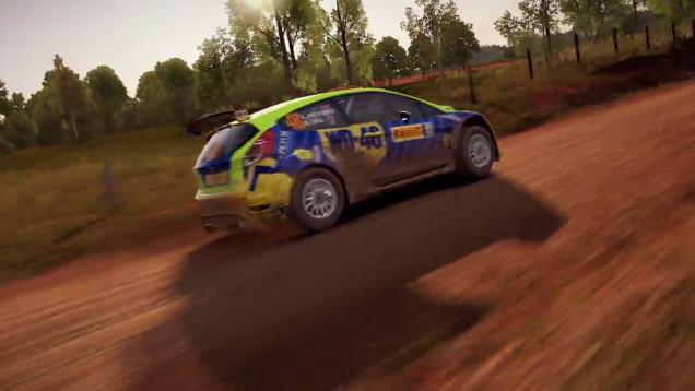 DiRT 4 Ford Fiesta WD40 screenshot